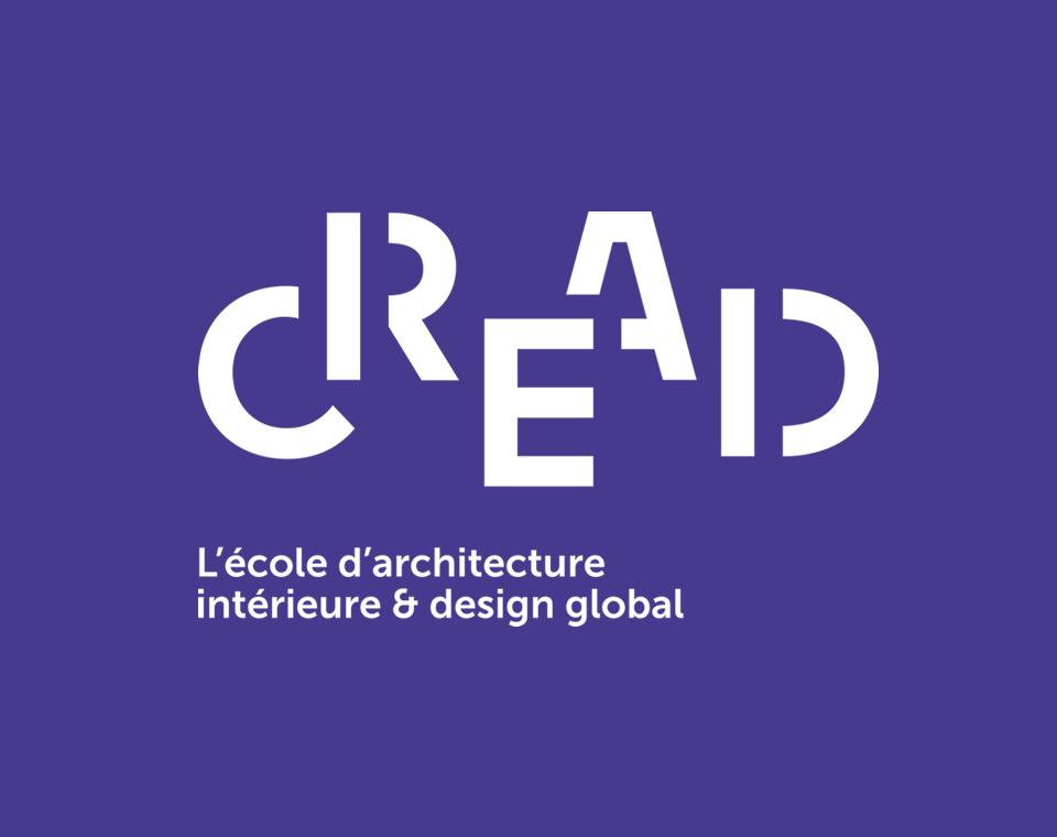CREAD, ecole architecture interieur
