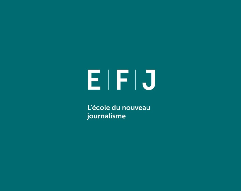 EFJ : EFJ - formation journalisme